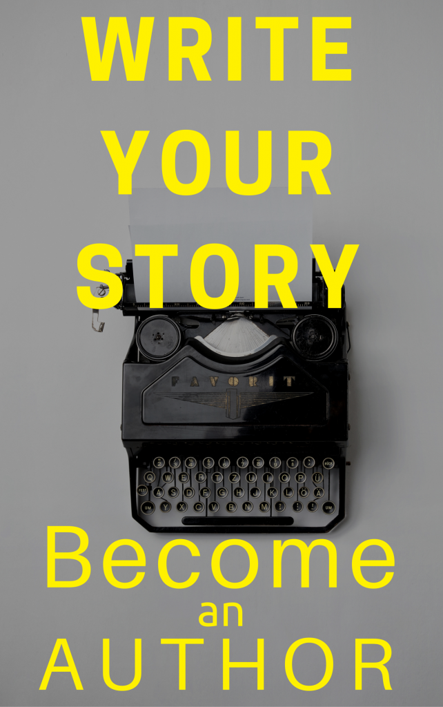 Write your Story Become an Author - Kary Oberbrunner