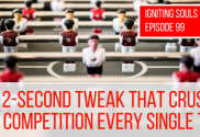 The 2 second tweak that crushes the competition every single time