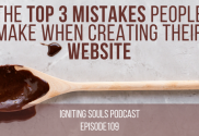 The Top 3 Mistakes People Make When Creating Their Website
