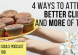 4 Ways to Attract Better Clients and More of Them
