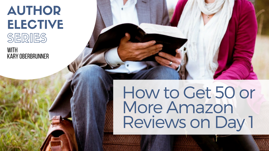 How to get 50 Amazon reviews on day one