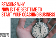 start a coaching business