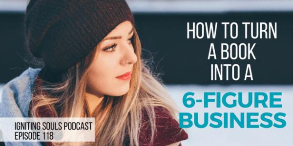 How to turn a book into a 6-figure business