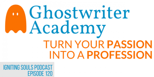 ghostwriter academy turn your passion into a profession