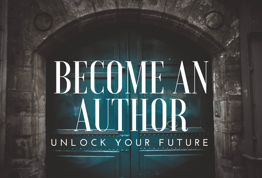 Become an Author Unlock your Future
