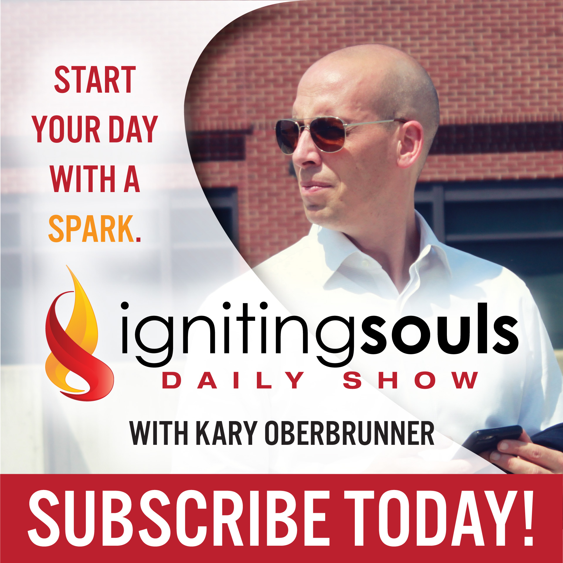 Podcast - Kary Oberbrunner